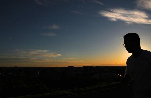 Sunset_run